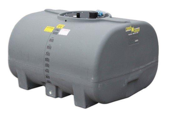 1000 litre diesel fuel tank