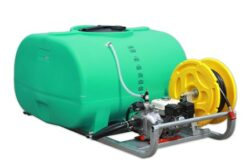 1000 Litre Rapid fire Ranger, fire fighting skid unit