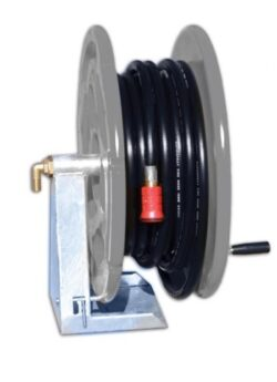 Poly Fire Fighter Reel, Rapid Fire Fighting Hose Reel