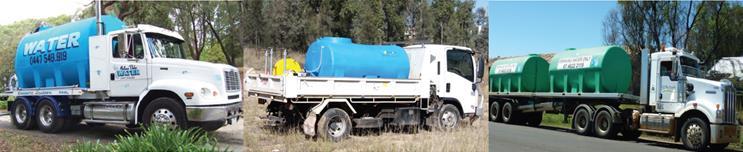 Poly Cartage Tanks - lportable water tanks