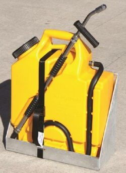 16 litre fire fighting knapsack sprayer with bracket