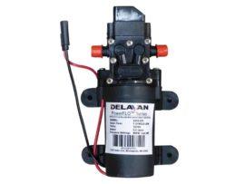12 volt diaphragm pump Delavan Pump 3.8 litres per minute 40psi