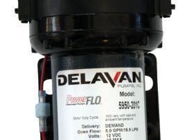12V Chemical Pump Delavan 5950