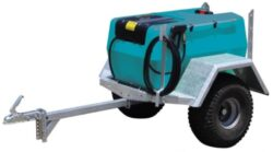 200 litre atv trailer sprayer by Rapid Spray Australia