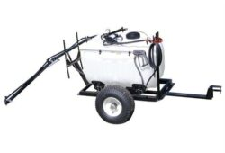 Rapid Spray Trailer