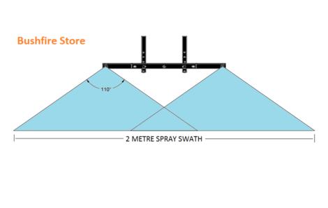 2 Metre Spraying Boom