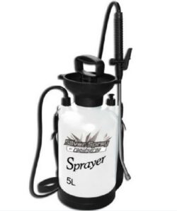 5 Litre Weed Sprayer, chemical resistant spray bottles, garden spray bottles
