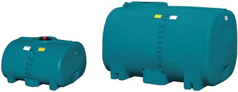 Rapid Tanks portable water tanks Aqua V range
