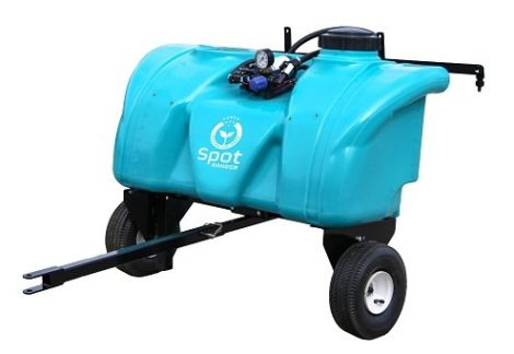 Rapid Spray Spot Ranger Lawn Spray Trailers