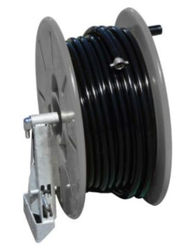 Rapid Side Mount Reel, chemical hose reel, spray hose reel