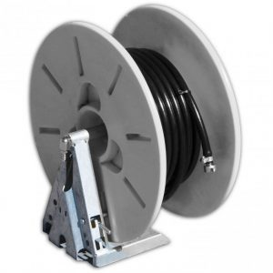 Chemical and Weed Spraying Hose Reel Equipment Base Mount