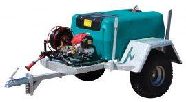trailer spray units