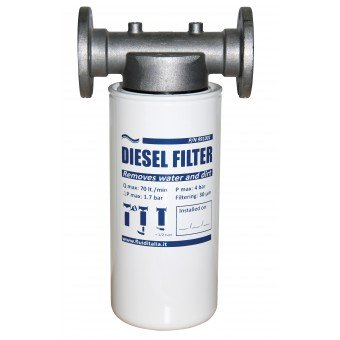 Diesel Cartridge Filter