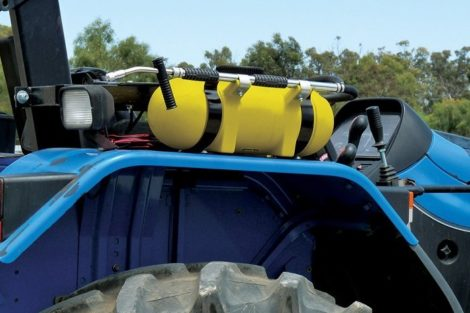 10 litre tractor fire unit