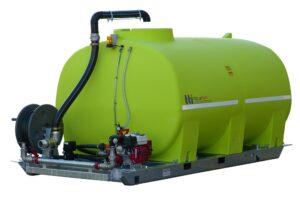 TTI aquapath water suppression water supply tanks