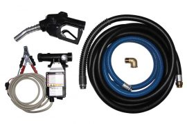 24 Volt Diesel Pump Kit