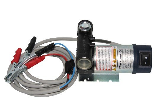 Diesel Fluid Pump
