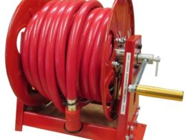 Fire Fighting Hose Reels with 30m Fire Fighting Hose