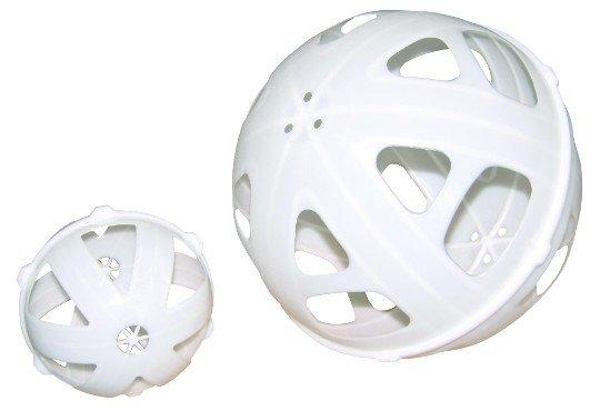 2000 litre ball baffle system