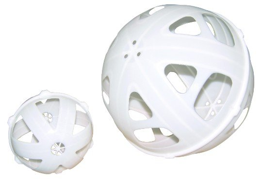 4400 litre ball baffle system