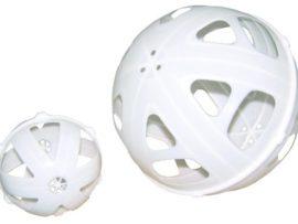8000 litre ball baffle system
