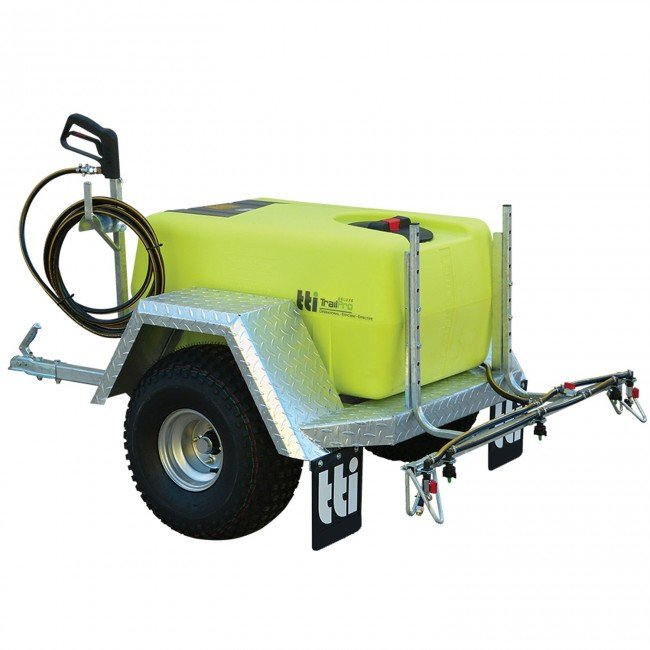 Weed Spray Trailer Tow Behind