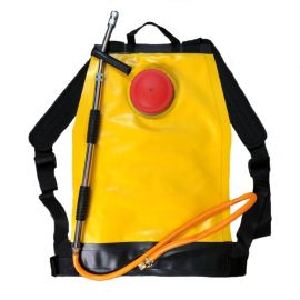 Collapsible Soft Fire Backpack for firefighting